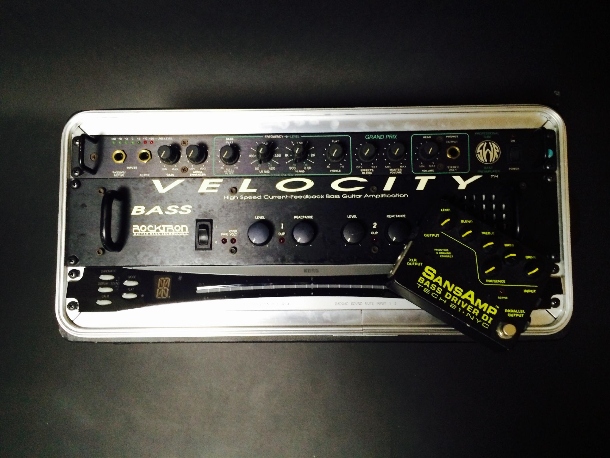 Bass Amp